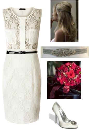3de4adfc4 Hoje vou casar assim: Vestidos de noiva Mango e H&M