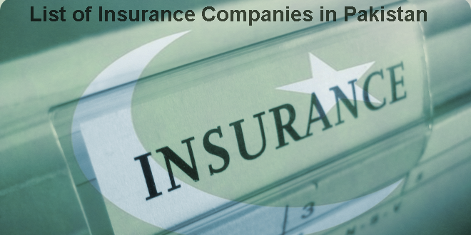 List of Takaful Insurance Companies in Pakistan - Shehar-e ...