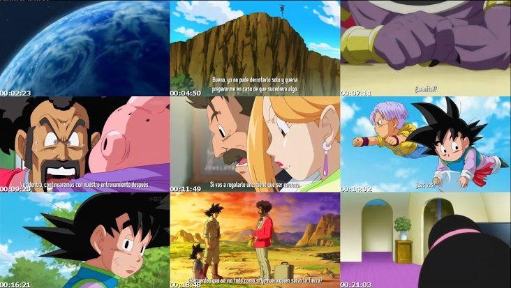 Resultado de imagen para Dragon Ball Super capturas