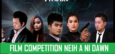 mizo film competition