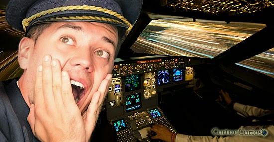 Medo de avião? Aplicativo calcula as chances de seu avião cair!