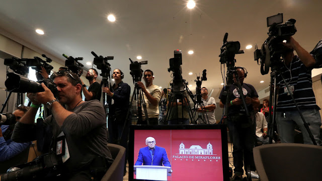 Gobierno de Venezuela desmiente a periodista español que afirmó que había sido detenido por cuerpos de Inteligencia