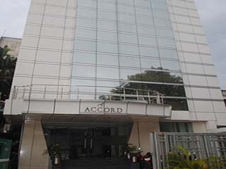 Accord Hotel Ranchi is strategically located at the centre of the city.