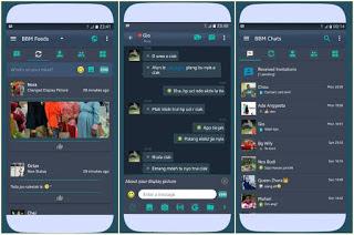 Download BBM KrypTonight v3.3.0.16 Apk Terbaru