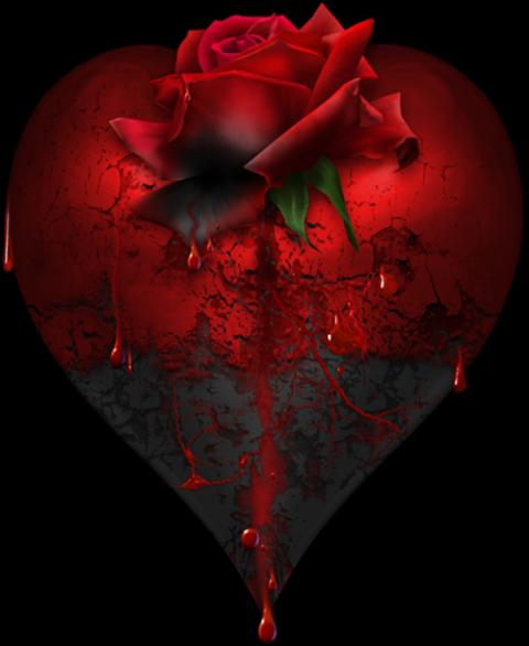 image d'amour triste :mon ptite ange