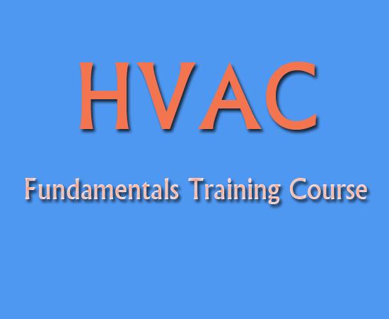 Download HVAC fundamentals training course - HVAC systems design basics course PDF notes for free