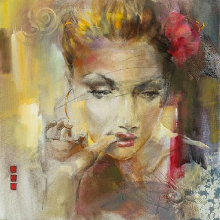 Anna Razumovskaya | Russian Figurative painter | Portrait
