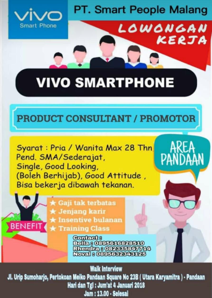 Loker Di Vivo Smartphone