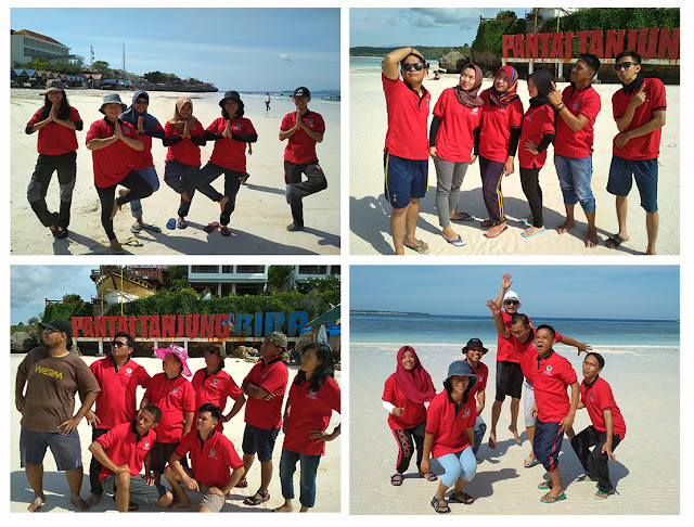 Outbound Activity Outbound Pantai Tanjung Bira