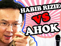 Habib Rizieq dan Ahok akan berhadapan di persidangan