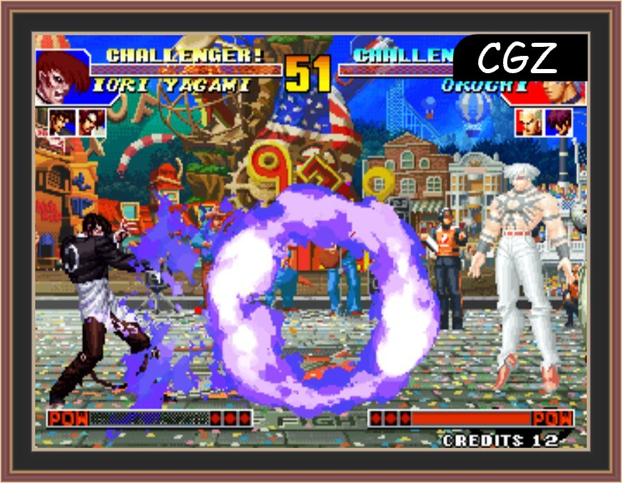 The king of fighters 97 iphone game free. Download ipa for ipad.