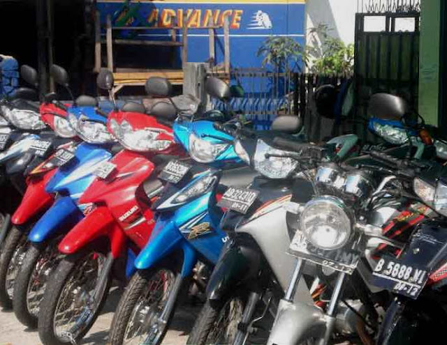 Sepeda Motor Bekas Di Solo Sepi Peminat Jelang Lebaran