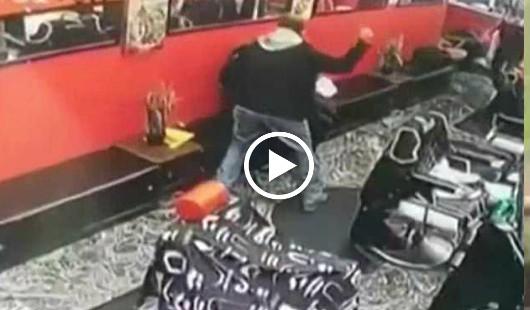 Video Suami Serang Isteri Guna Pemutar Skru.
