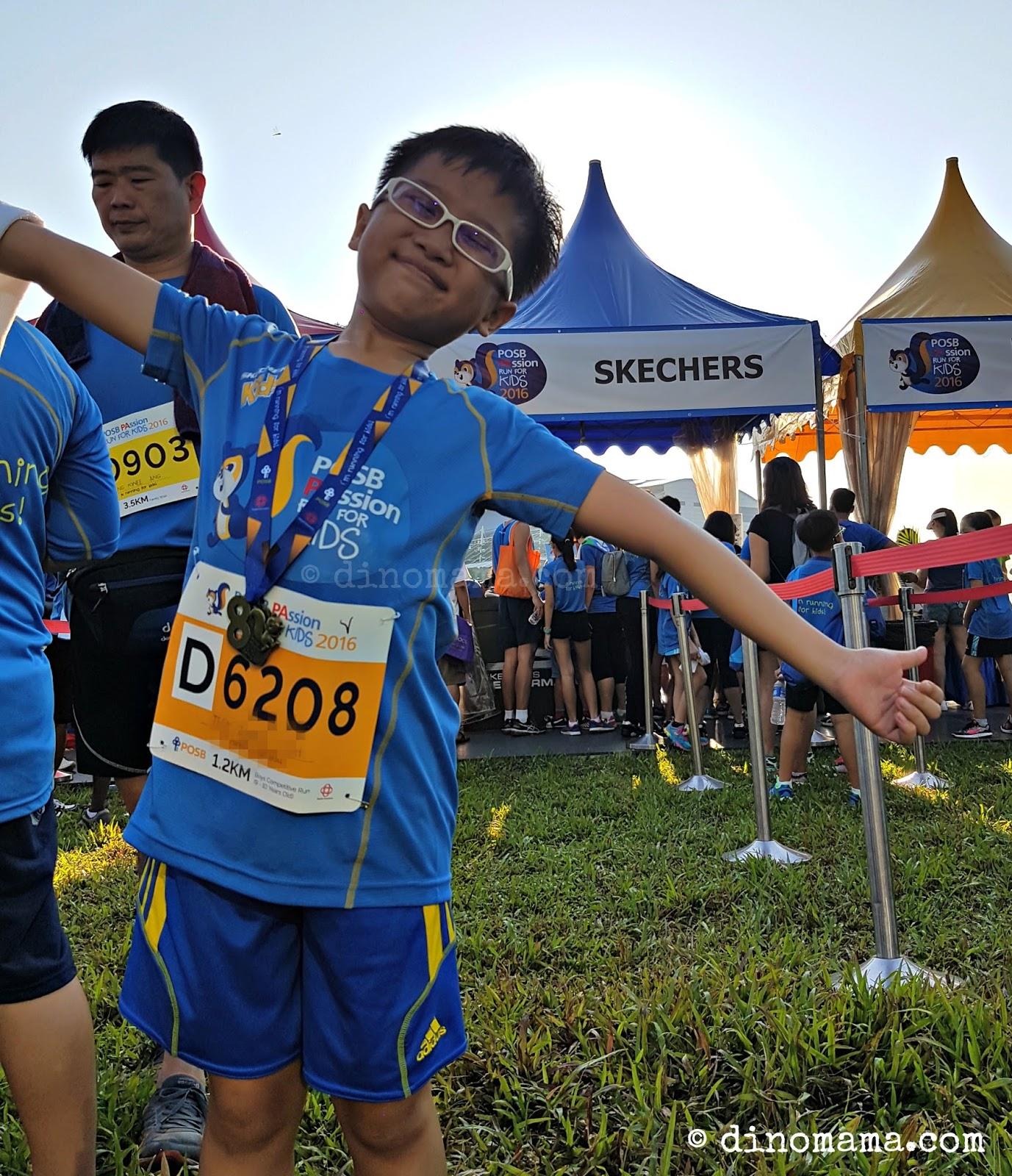 Posb Passion Run For Kids