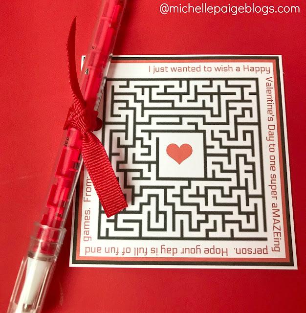 AMAZEING Valentine Printables @michellepaigeblogs.com