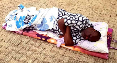 Just In: Senator Dino Melaye relocated to SSS Medical Unit (With Photos)