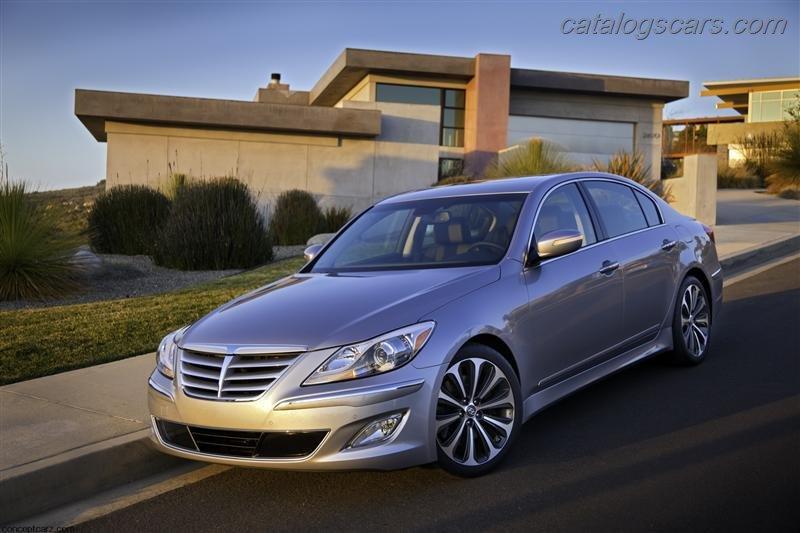 صور سيارة هيونداى جينيسيس 2015 - اجمل خلفيات صور عربية هيونداى جينيسيس 2015 - Hyundai Genesis Photos Hyundai-Genesis-2012-10.jpg