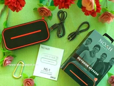 SPC Outdoor Speaker Noah Sound SPC Mobile, SPC, SPC Indonesia, NoahSound, SPC Noah