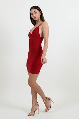 baju ketat wanita untuk pesta  Mini Dress