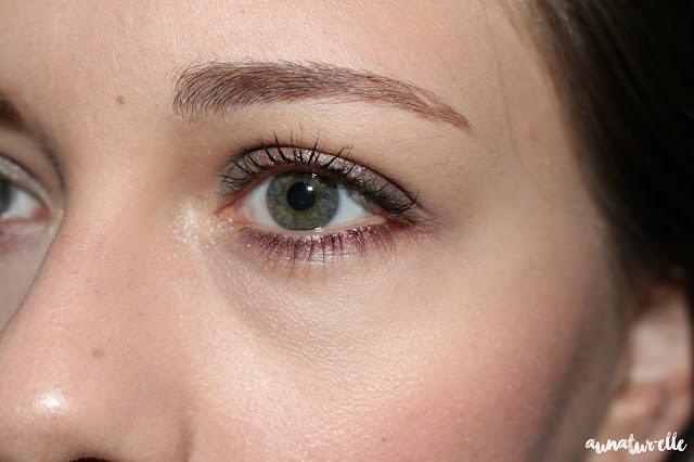 green eyes make-up