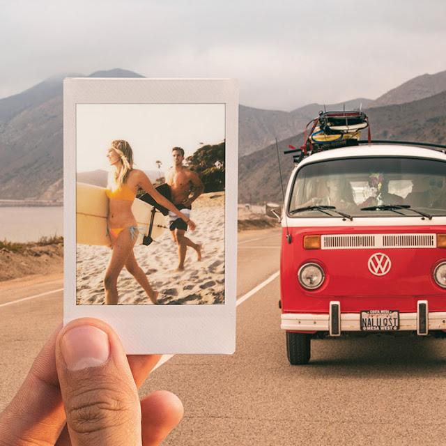 Polaroid con la Leica Sofort