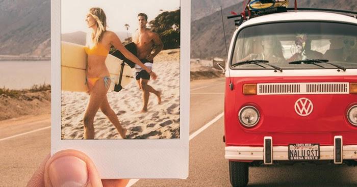 8 idee per fotografare una città o una persona, con o senza Polaroid