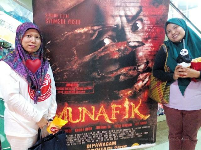 Review Filem Munafik | Penuh Dengan Pengajaran dan Teladan