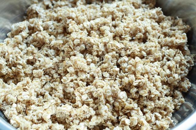 Granola casera / Homemade granola