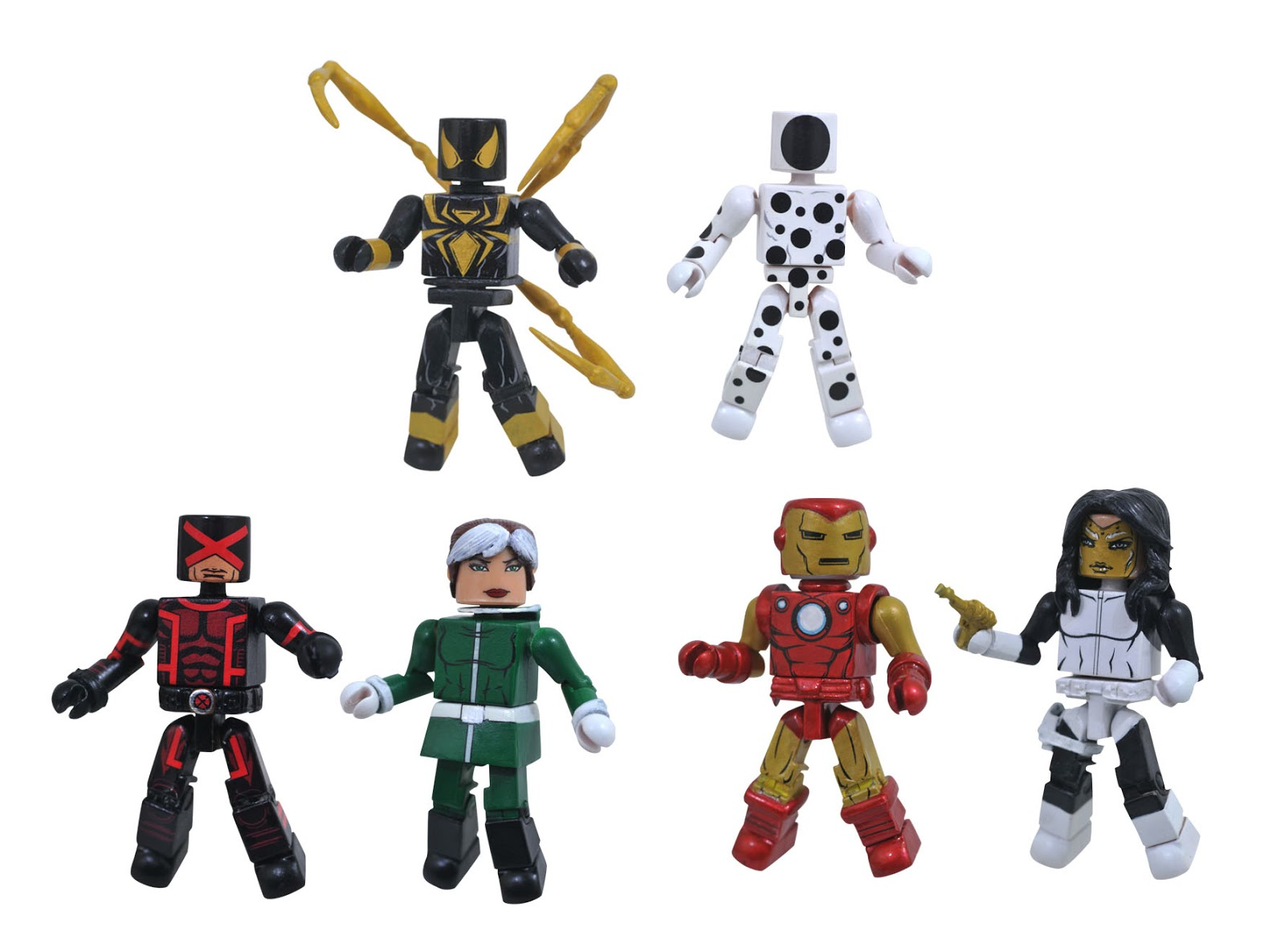 on sale 8fea1 75138 For 15 years, and over nearly 400 characters, Marvel Minimates have been  building the Marvel Universe one assortment at a time.