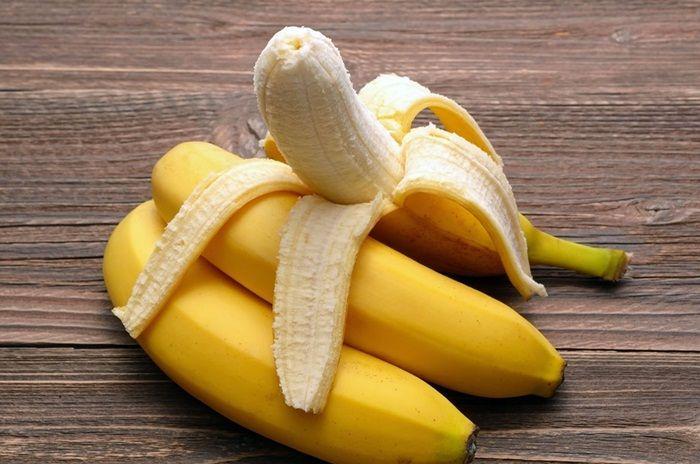 Buah pisang sanggup menyediakan energi instant