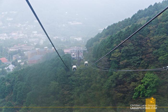 Hakone Free Pass Hakone Ropeway