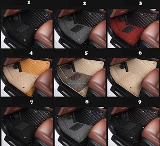 lót sàn ô tô 6D