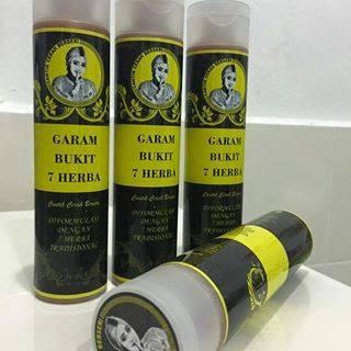 GARAM BUKIT 7 HERBA