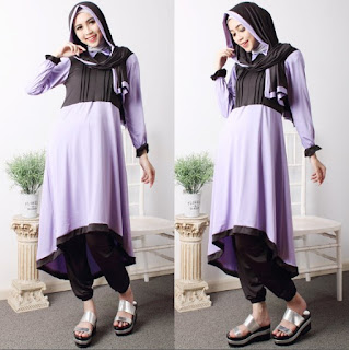 Baju hamil muslim trendy untuk ibu muda