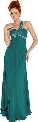 plus size graduation dresses for prom in green