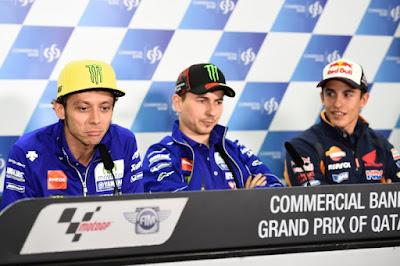 Rossi: Balapan Akan Tetap Sama, Tidak Akan Ada Banyak Kejutan