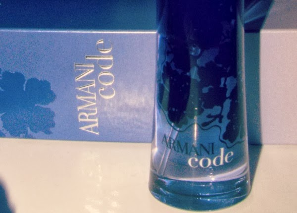 Giorgio Armani Code Femme Parfum - Review 1