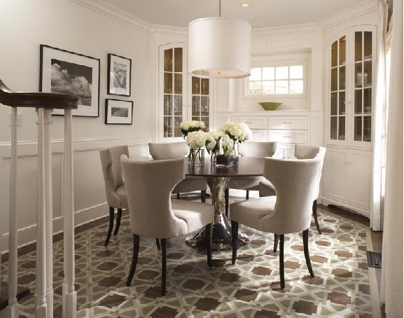 Elizabeth Roberts Design: How To Choose The Right Dining