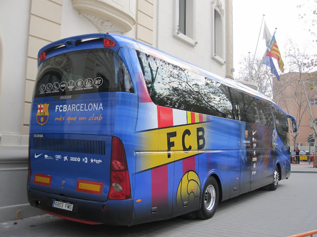 Barca Bus