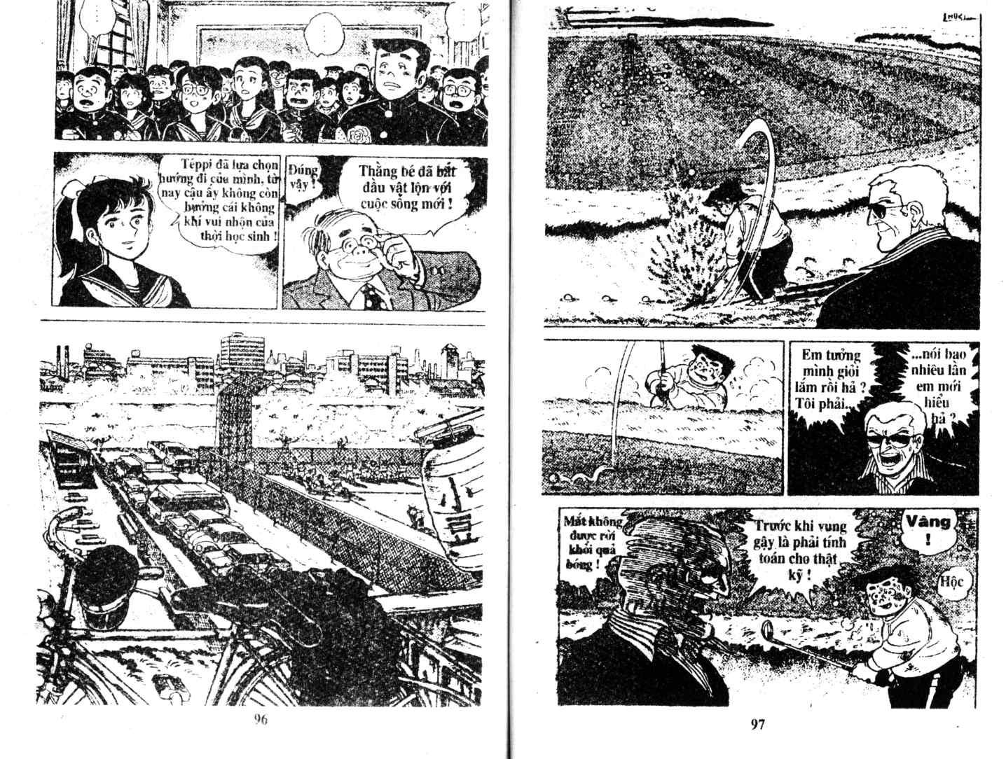 Ashita Tenki ni Naare chapter 14 trang 47