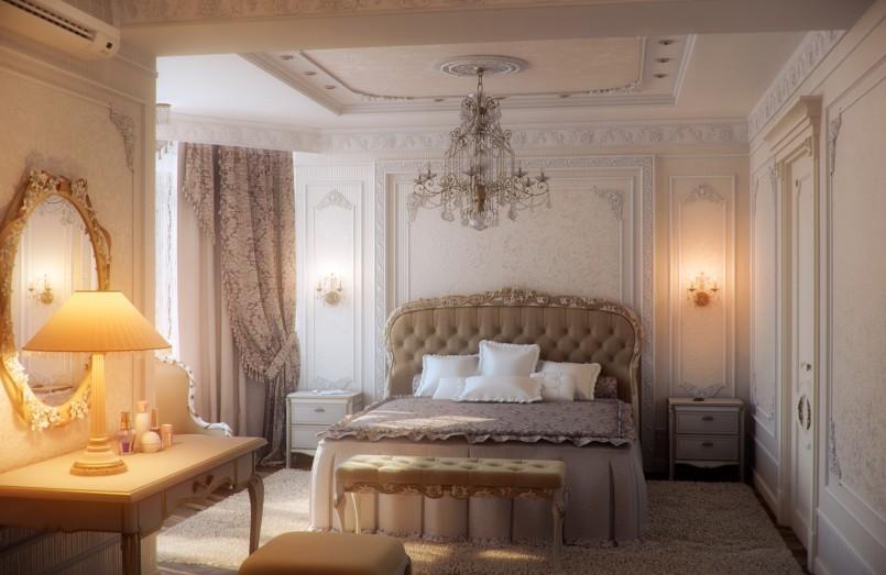 Elegant Bedrooms Ideas - 5 Small Interior Ideas - elegant bedroom ideas