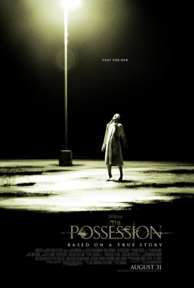 The Possession DVDR NTSC Español Latino