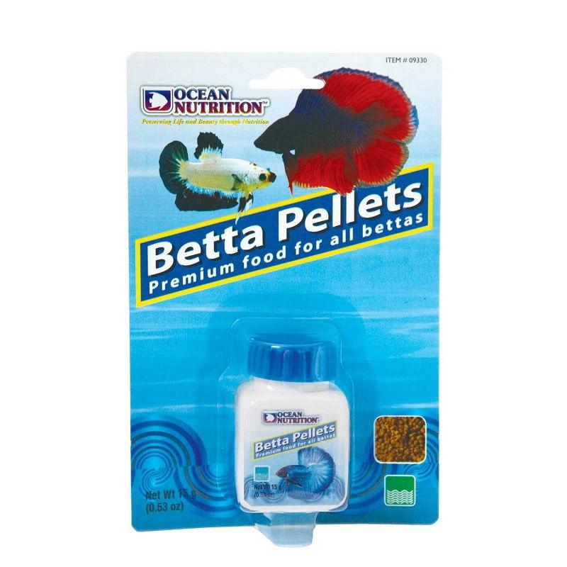 Betta Fish Food Pellets or Flakes