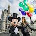 Pampita en Walt Disney World Resort disfrutó de un momento mágico con Mickey Mouse