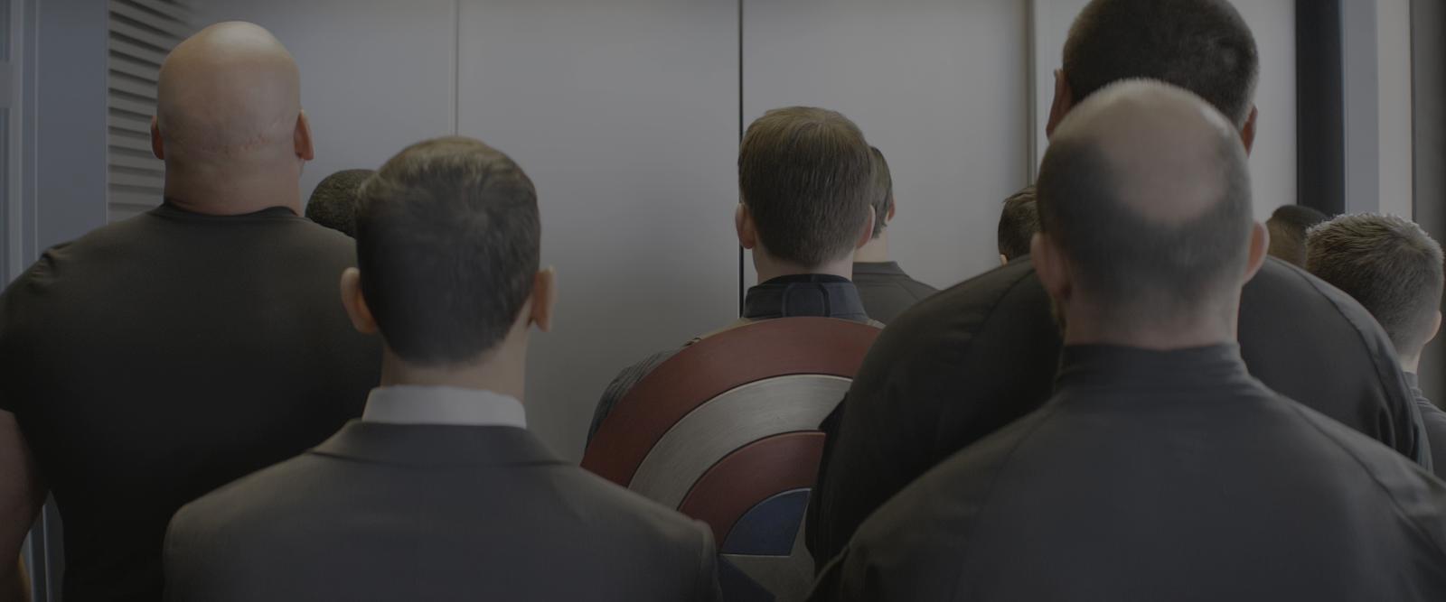 Capitán América y El Soldado Del Invierno (2014) 4K UHD HDR Latino