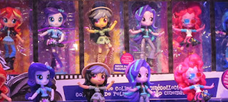 My Little Pony Equestria Girls Minis Collection
