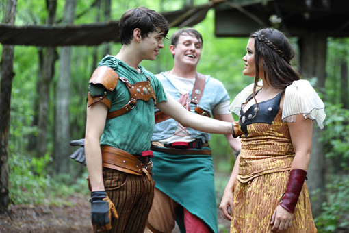 Robin Hood | Serenbe Playhouse | Photo: BreeAnne Clowdus