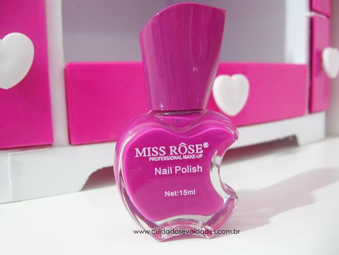 Esmalte Miss Rosê 16