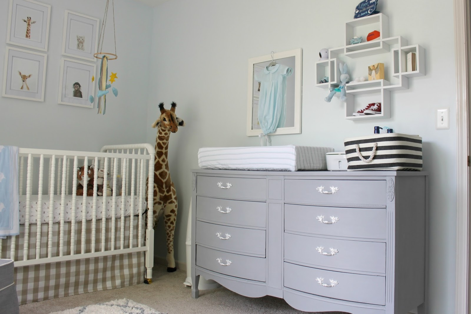 I Love How Much Storage This Piece Has Compared To Other Changing Tables.