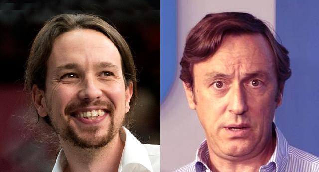 ZASCA antológico de Pablo Iglesias a Rafael Hernando (PP)